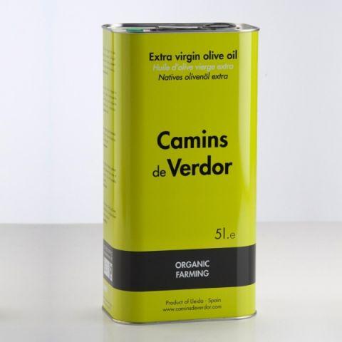 CAJA 3 LATAS ECO ACEITE OLIVA VIRGEN 5L
